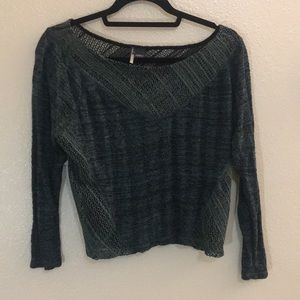 Sparkle and Fade Light Pullover Sweater